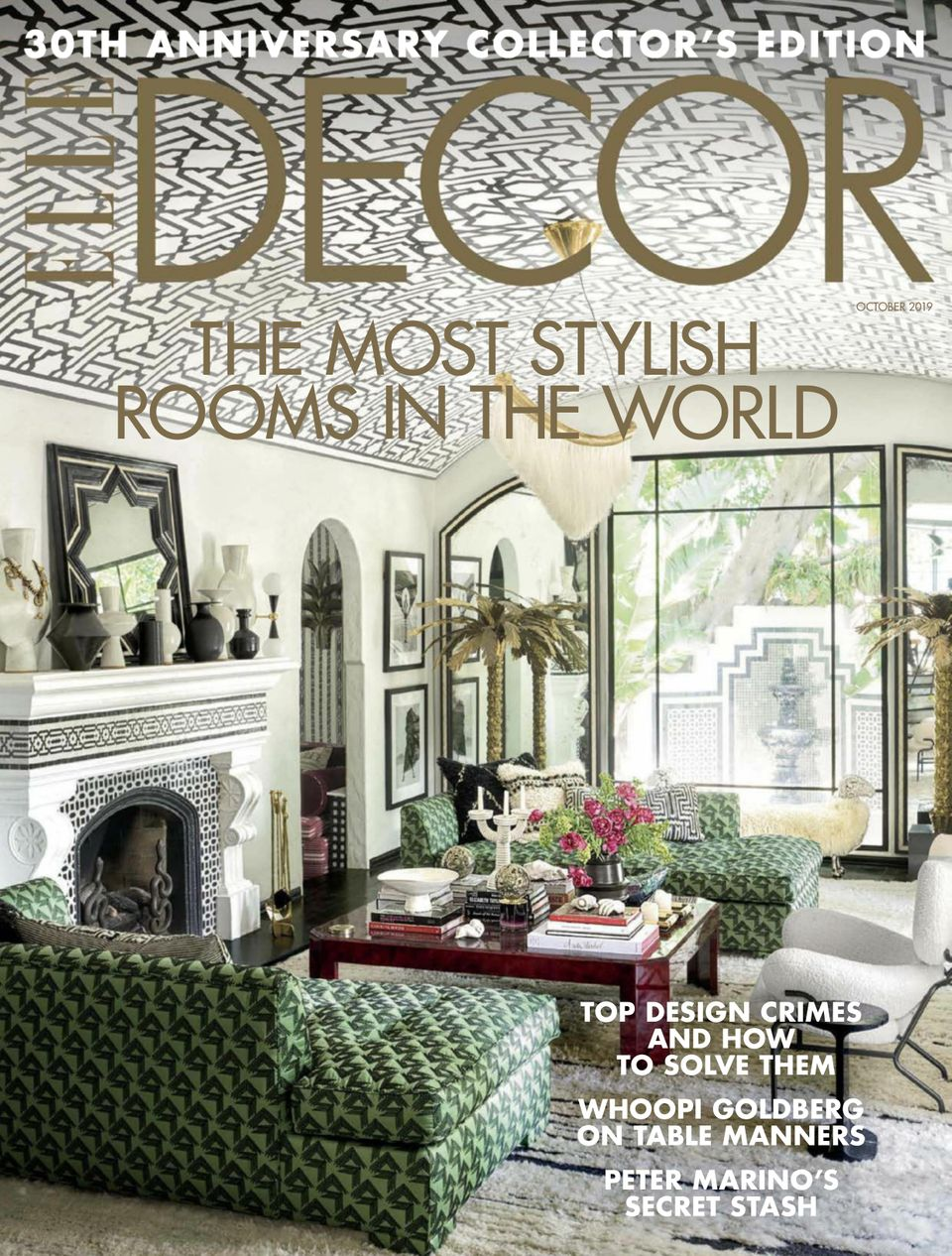Get Your Digital Copy Of Elle Decor October 2019 Issue