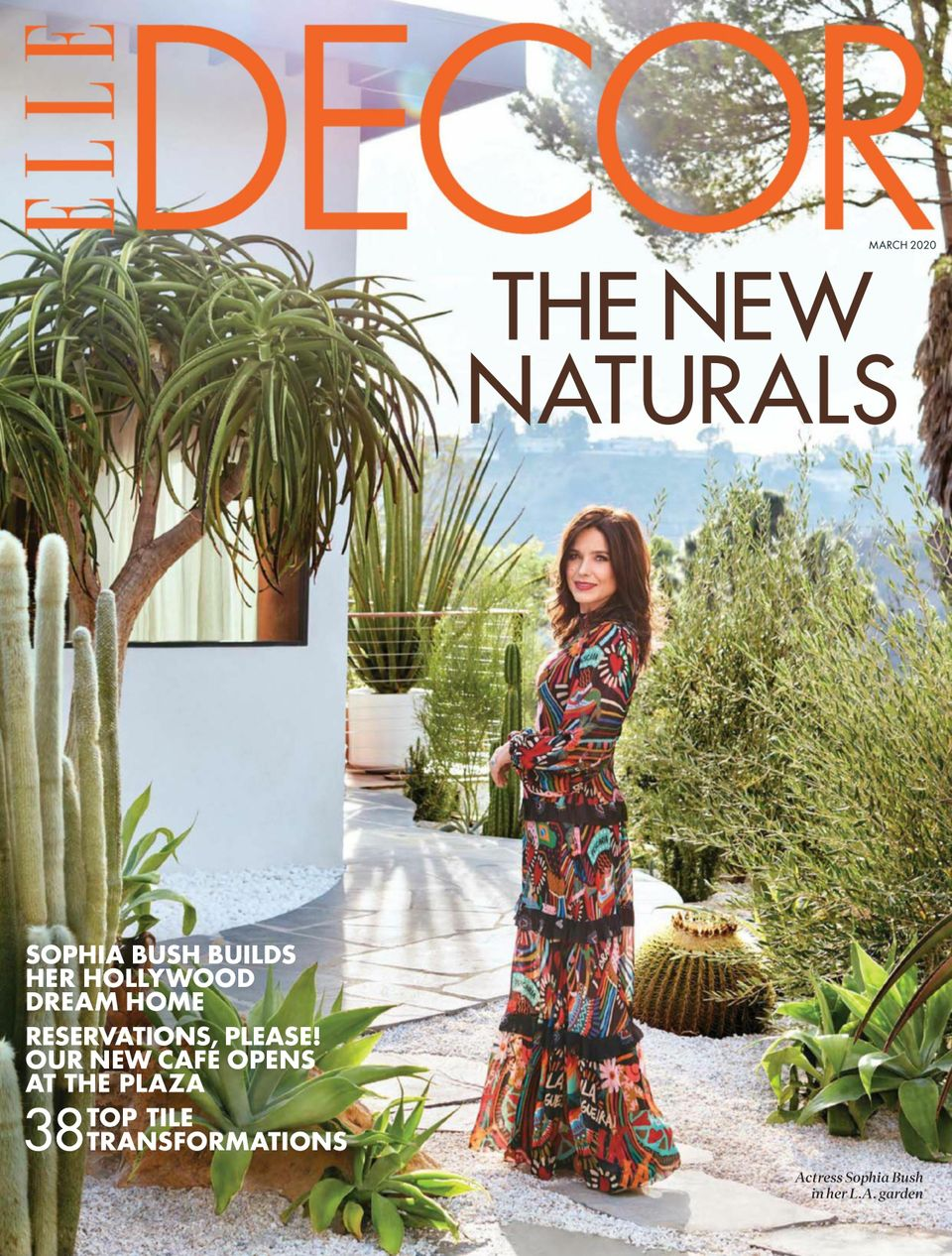 Get Your Digital Copy Of Elle Decor March 2020 Issue