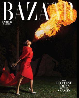 Harper's BAZAAR - US Magazine March 2019 issue – Get your