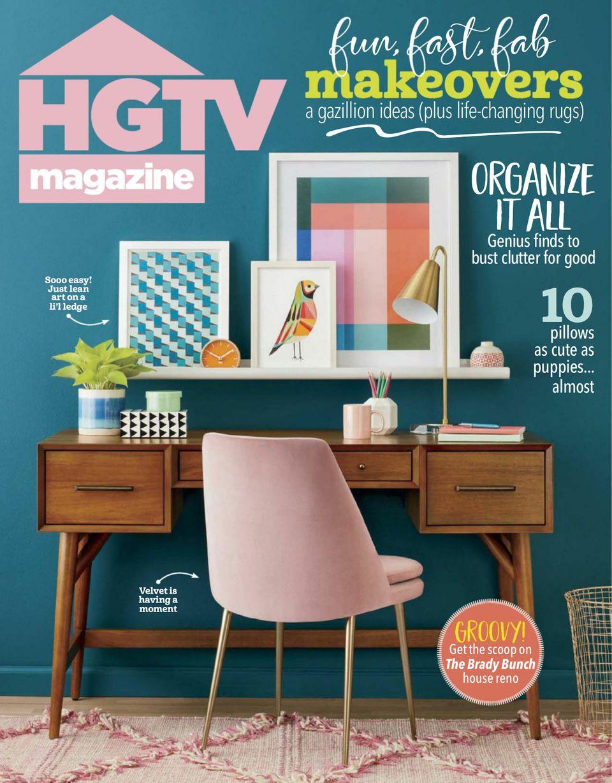 Get Your Digital Copy Of Hgtv Magazine September 2019 Issue