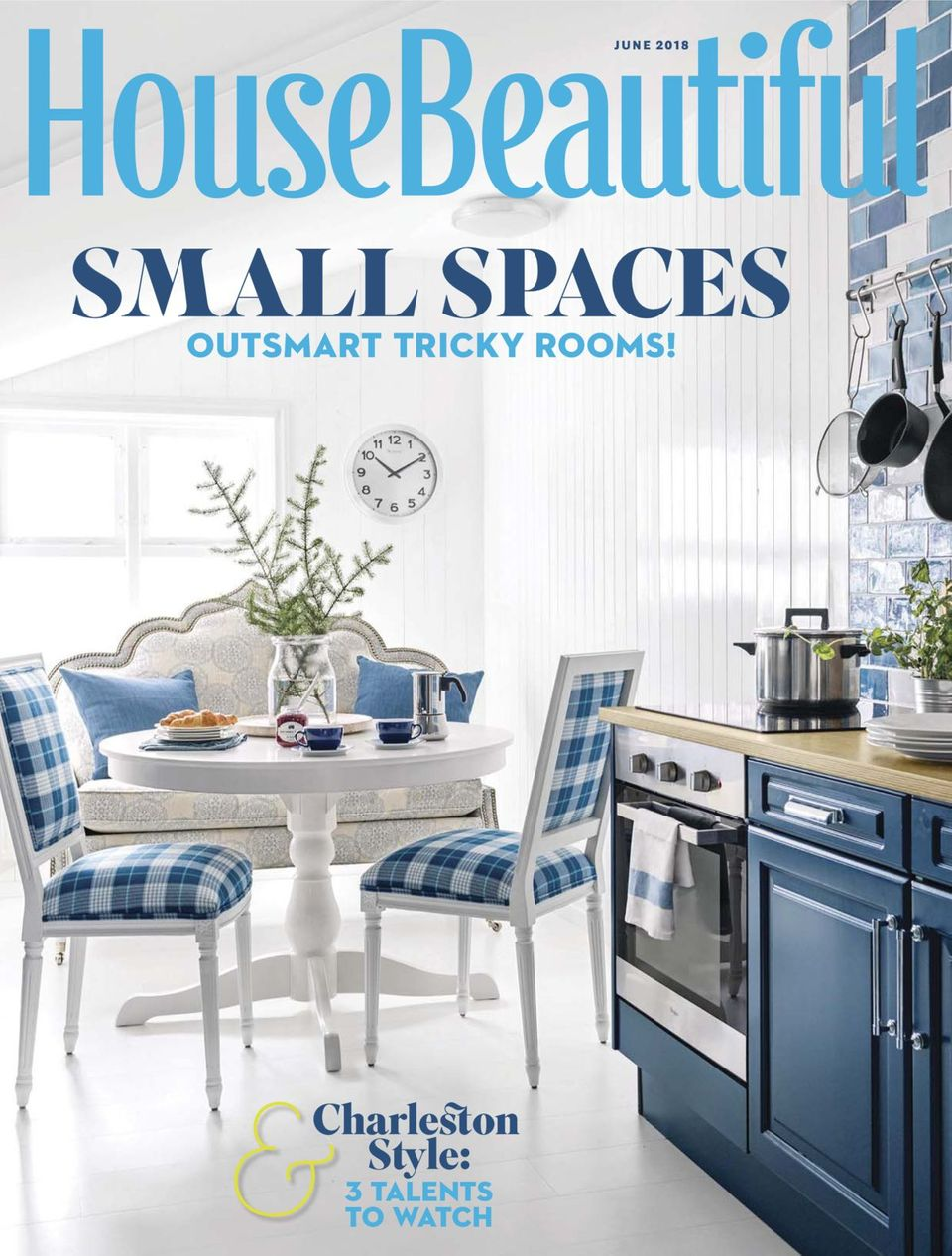 Get Your Digital Copy Of House Beautiful June 2018 Issue