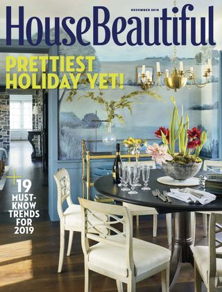 House Beautiful Magazine December 2018 Issue U2013 Get Your ...