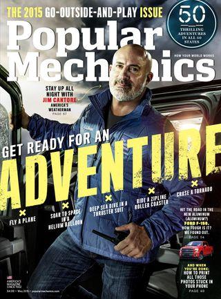 Popular Mechanics (May 2015)