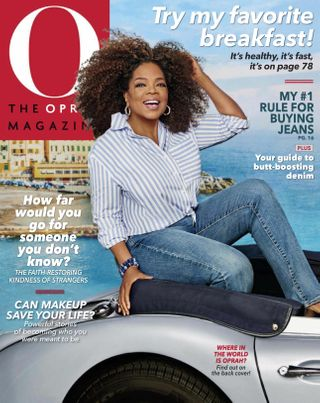 The Oprah Magazine March 2019 issue – Get your digital copy