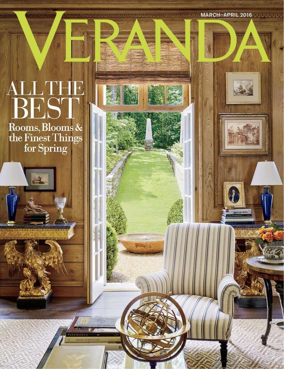 Get Your Digital Copy Of Veranda March April 2016 Issue