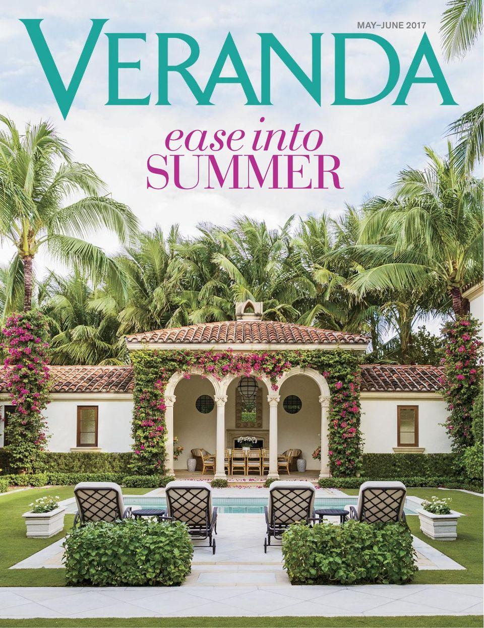 Veranda-May/June 2017 Magazine - Get your Digital Subscription