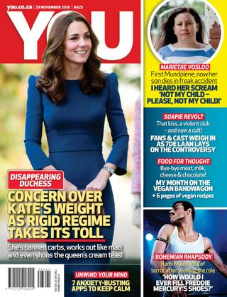 YOU South Africa Magazine 29 November 2018 issue – Get your