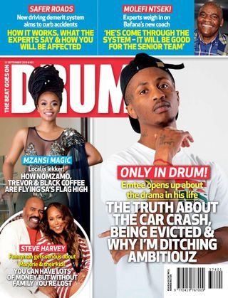 DRUM Magazine | Your trusted source of celebs, news and