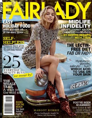 Fairlady Magazine January 2019 issue – Get your digital copy