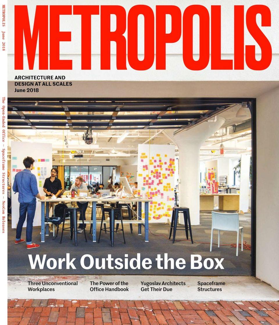 Get Your Digital Copy Of Metropolis Magazine June 2018 Issue
