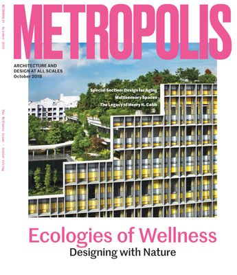 Metropolis Magazine October 2018 issue – Get your digital copy