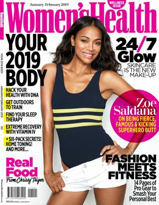 Womens Health South Africa Magazine Januaryfebruary 2019 Issue