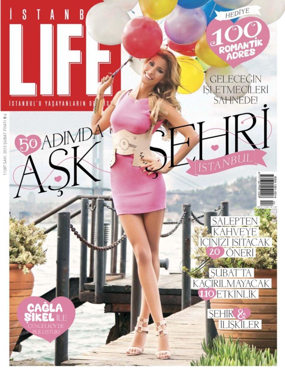 Istanbul Life-February 2013 Magazine - Get your Digital