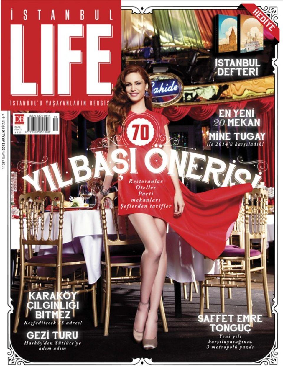 Istanbul Life-December 2013 Magazine - Get your Digital