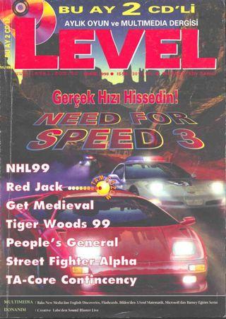 Get Your Digital Copy Of Level Kasim 1998 Issue