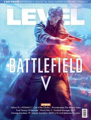 Level Magazine Aralık 2018 issue – Get your digital copy