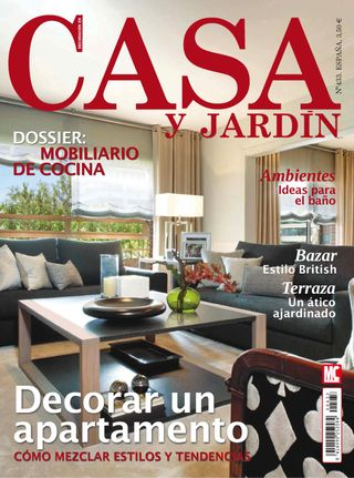 CASA Y JARDÍN Magazine April 2014 issue – Get your digital copy