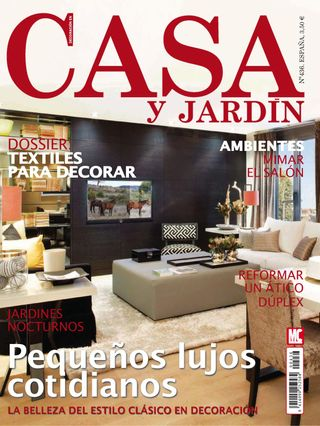 CASA Y JARDÍN Magazine July 2014 issue – Get your digital copy