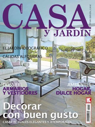 CASA Y JARDÍN Magazine - Get your Digital Subscription