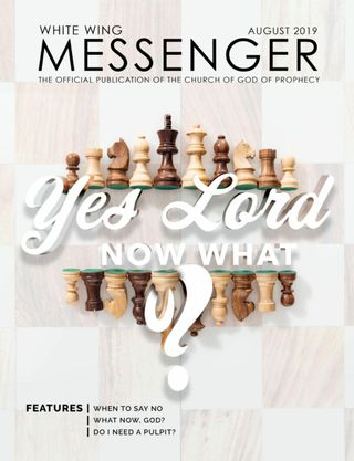 White Wing Messenger Magazine - Get your Digital Subscription