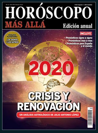 Get Your Digital Copy Of Horóscopos Annual 2020 Issue