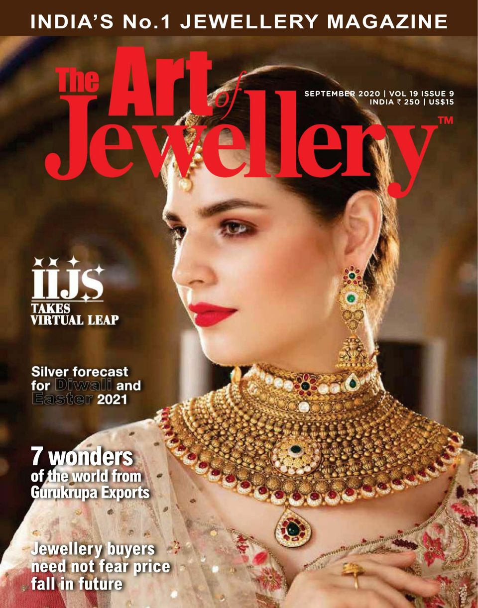 The Art Of Jewellery Magazine Get Your Digital Subscription