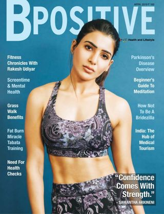 B Positive Magazine - Get your Digital Subscription