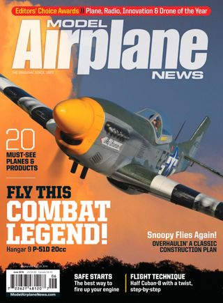 Model Airplane News Magazine November 2019 issue – Get your
