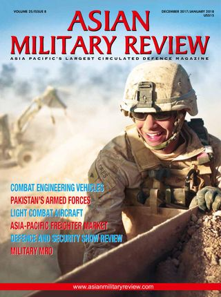 Asian Military Review Magazine December 2017 - January 2018