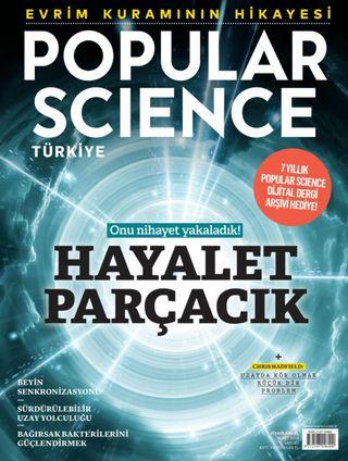 Popular Science Turkiye Magazine Mart 2019 Issue Get