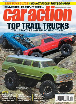 Rc Car Action >> Radio Control Car Action Magazine May 2019 Issue Get Your Digital Copy