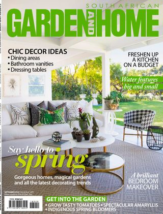 Get Your Digital Copy Of South African Garden And Home September