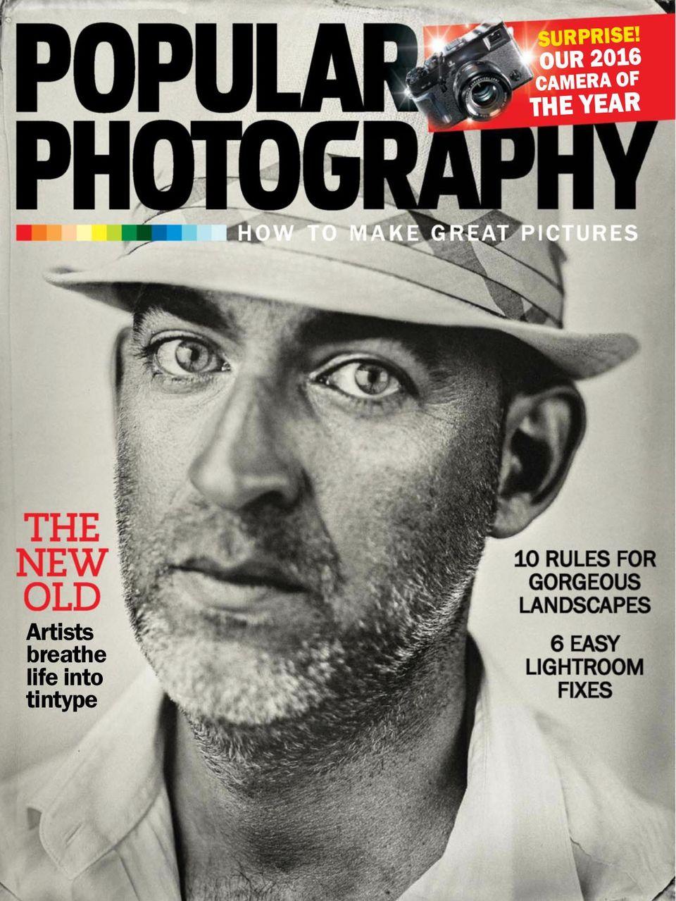 Popular Photography-January 2017 Magazine