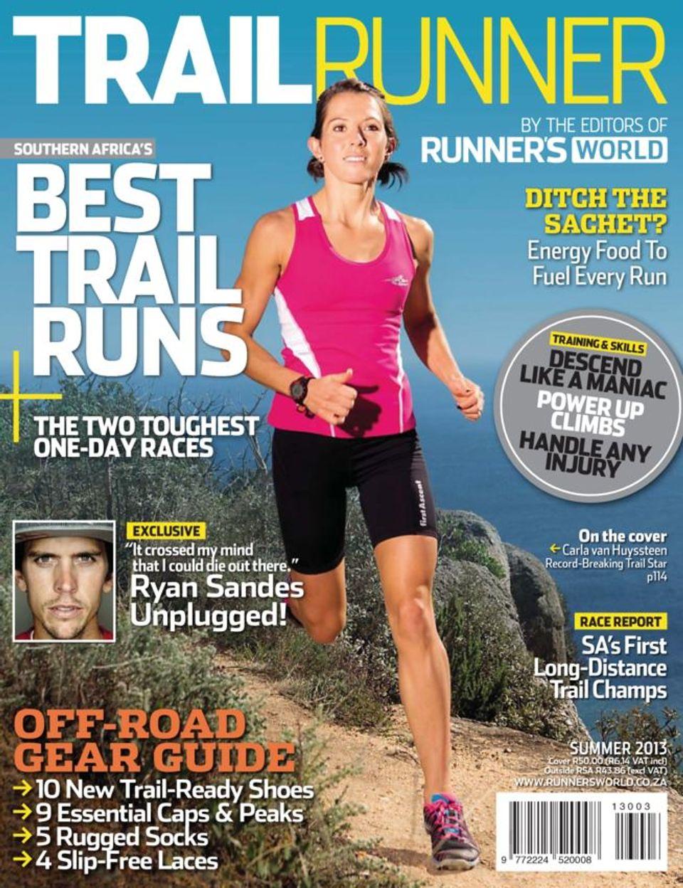 TRAIL RUNNER(From the makers of Runner