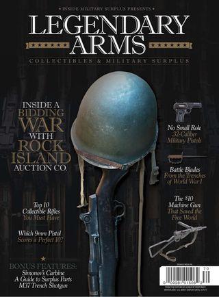Gun World Magazine Inside Military Surplus Winter 2016 issue – Get