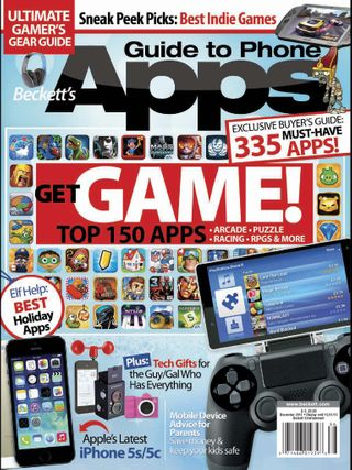 Guide to Phone Apps Magazine December 2013 issue – Get your digital copy