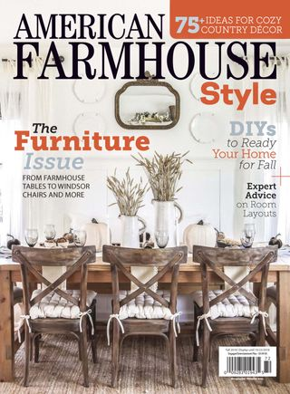 Cool Cottages And Bungalows Magazine American Farmhouse Style Interior Design Ideas Grebswwsoteloinfo