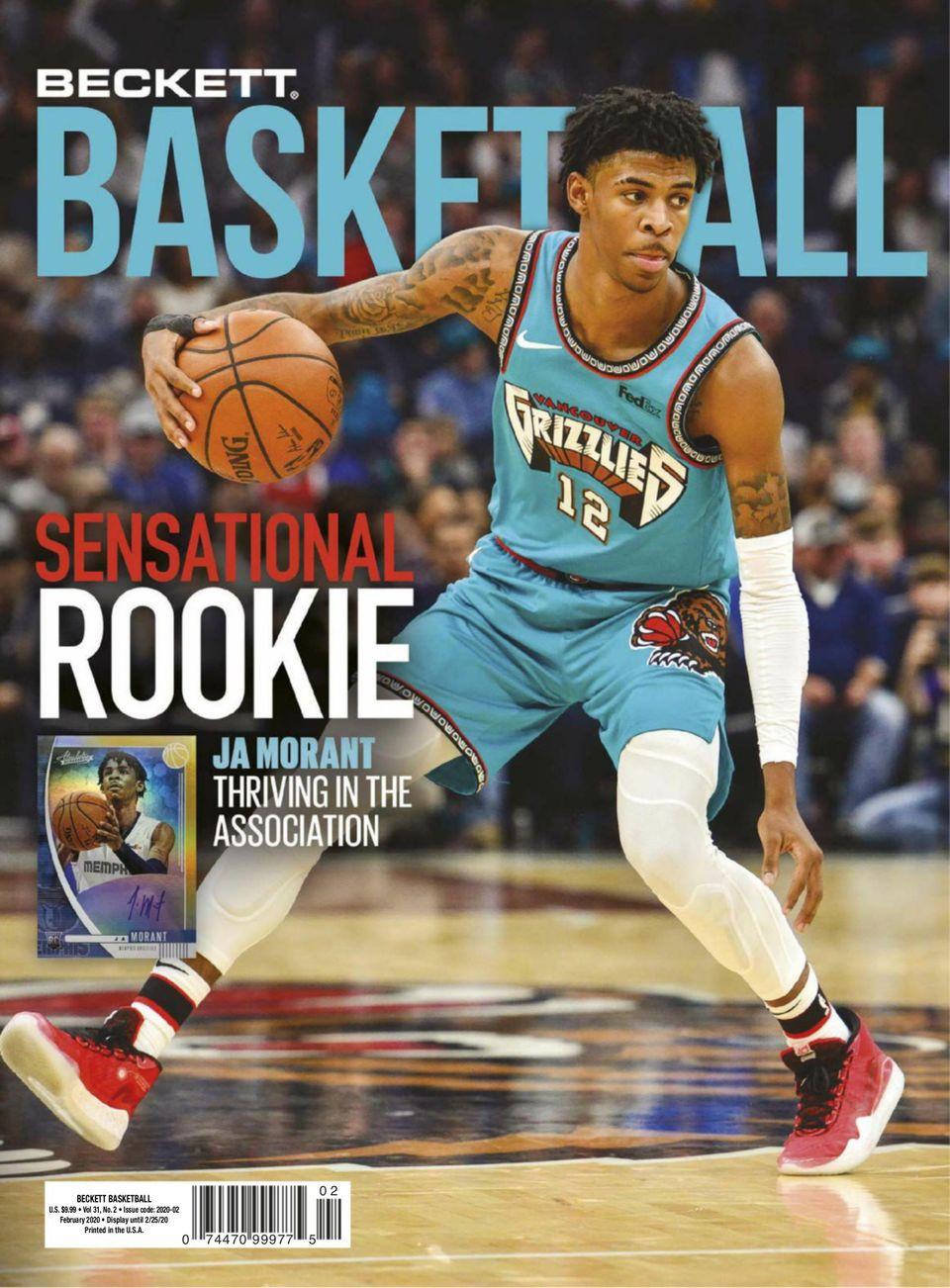 Beckett Basketball - July 2020 » PDF Digital Magazines
