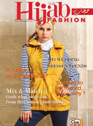 1124607269a00 Hijab Fashion Magazine November - December 2013 issue – Get your ...
