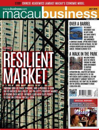 Macau Business Magazine July 2019 issue – Get your digital copy