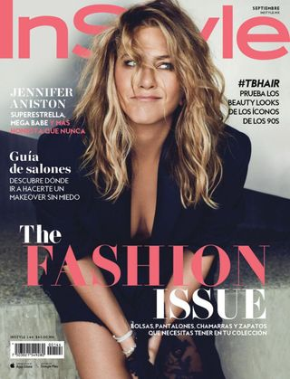 Get your digital copy of INSTYLE MEXICO Septiembre 2018