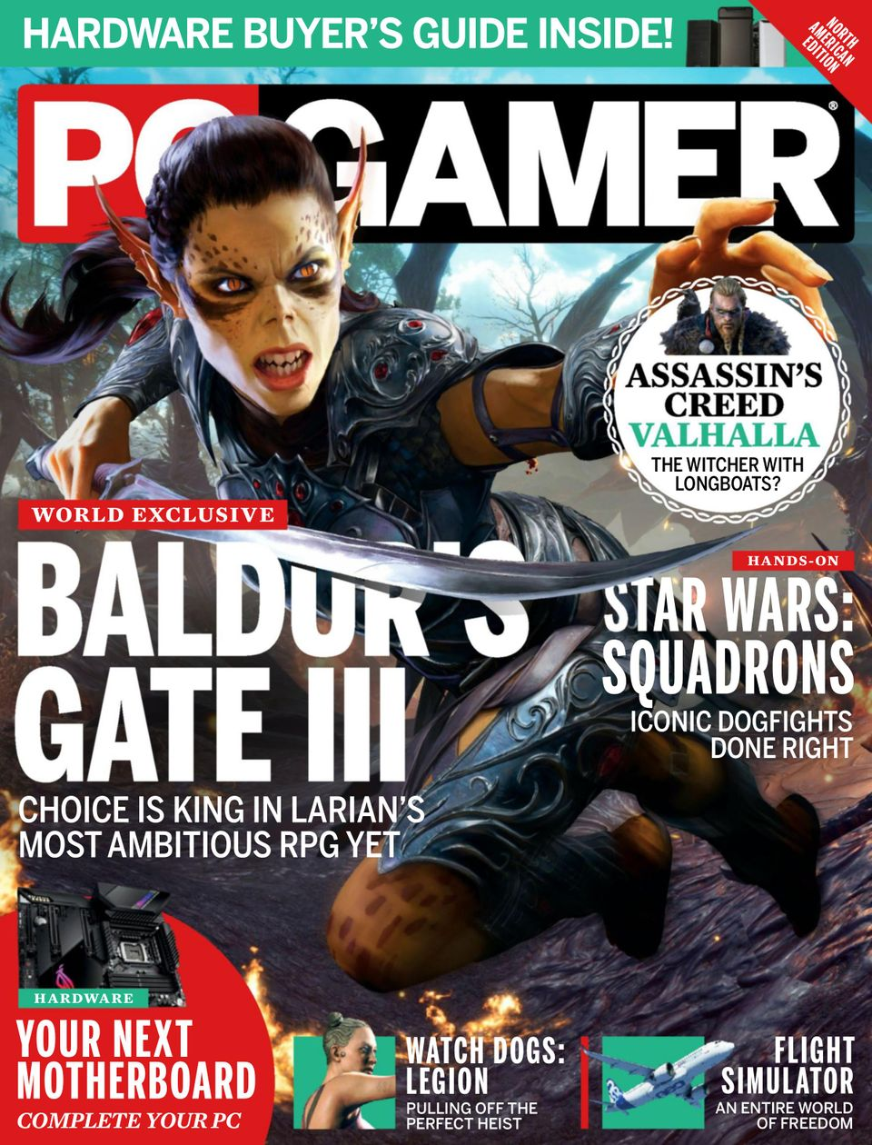pc gamer magazine issues favourite magazines