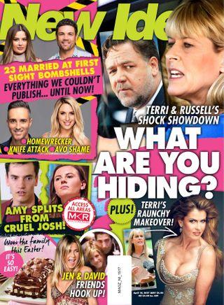 hook up magazine