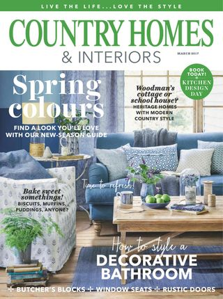 Country Homes & Interiors Magazine March 2017 issue – Get your on country homes with porches, simple house designs, bedroom designs, cottage designs, beach house designs, country living, living room designs, farmhouse designs, two-storey house designs, retro bath designs, elegant front porch designs, good phone designs, stone exterior wall designs, country bathroom, townhouse designs, country modular homes, elegant white kitchen designs, master bathroom designs, country looking homes, bungalow designs,