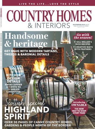 Country Homes Interiors November 2018