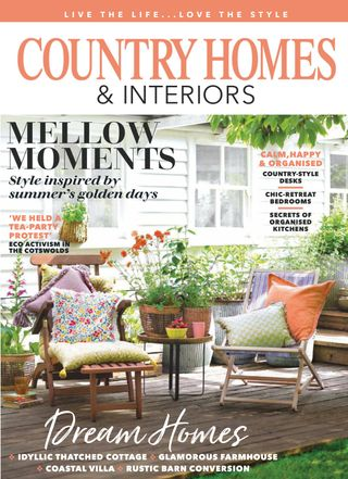 Get Your Digital Copy Of Country Homes Interiors September 2019 Issue