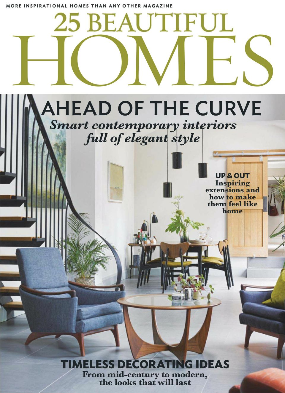 Get Your Digital Copy Of 25 Beautiful Homes March 2020 Issue