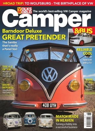 VW CAMPER & BUS - June 2019 Digital Magazine from Magzter
