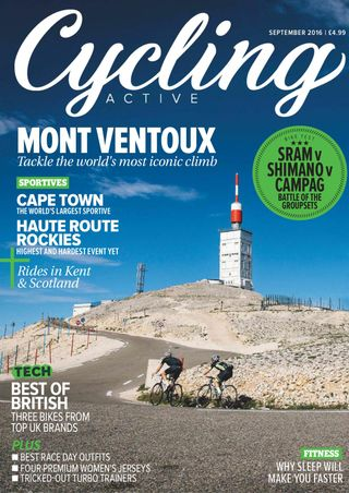 Cycling Active Magazine - Get your