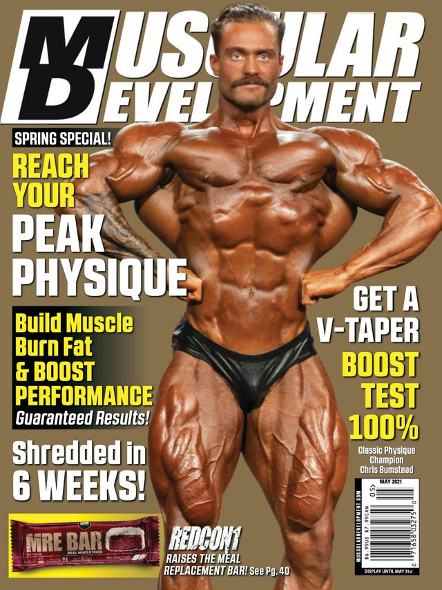 Muscular Development May 2021 Magazine